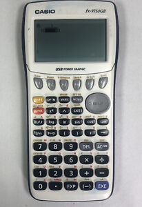 Casio FX-9750GII Power Graphic Graphing Calculator USB VERY Clean Working