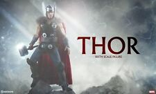 SIDESHOW MARVEL COMICS - THOR / SIXTH SCALE / 100172
