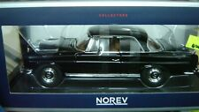 "Norev 1:18 183432 Mercedes-Benz 280 SE Coupe 1969 Black ""Neu""(485)"