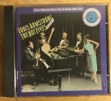 Louis Armstrong - The Hot Fives Volume 1 Audio CD Like New