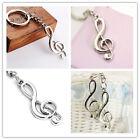 Cool Musical Note Key Ring Keyfob Keyring Music Symbol Keychain Gift Music Symbo