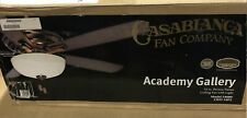 Casablanca Ceiling Fans Academy Gallery 54 in. Indoor Bronze Patina Ceiling Fan