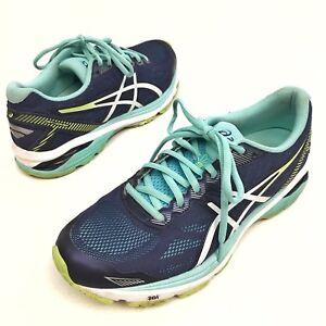 @@ Asics GT-1000 Women's Blue Athletic Running Shoe Sz 9 Eu40.5 Walking EUC
