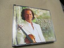 "COFFRET 5 CD ""ANDRE RIEU - SELECTION DU READER'S DIGEST"" 90 morceaux"