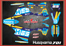 Husqvarna 701 Supermoto Enduro SEMI CUSTOM GRAPHIC KIT  DECALS C2