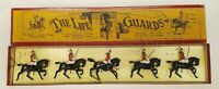 Vintage W Britain The Life Guards No.1 Britains Lead Toy Soldiers horses cavalry