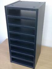 Office desk A4 document tray pigeon hole slot box storage box office desks