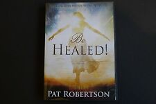 BE HEALED  PAT & GORDON ROBERTSON CHRISTIAN NETWORK NEW SEA DVD FREE SHIPPING