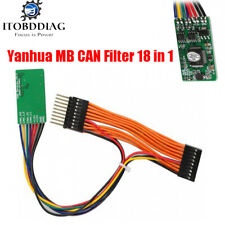 Yanhua MB CAN Filter 18 In 1 Odometer Adjustment Universal Filter For Benz  BMW