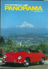 1994 Porsche Panorama Magazine: Porsche Parade in Portland