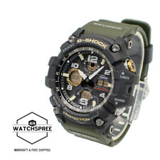 Casio G-Shock Master of G Series Mudmaster Watch GSG100-1A3 AU FAST & FREE
