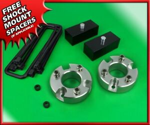 """For 2005-2020 Nissan Frontier 2"""" Front + 1.5"""" Rear Full Level Lift Kit 4X2 4X4"""