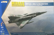 Kinetic Models 1/48 Mirage IIIBE/D/DE/DS/D2Z - K48054