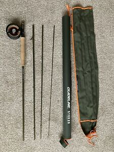 GUIDELINE STOKED 10ft #7 FLY ROD