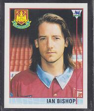 Merlin shreddies-Premier League 96 - # 364 Ian Bishop-West Ham