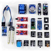 21 in 1 Sensor Module Kit  for Arduino UNO R3 Raspberry Pi Education DIY