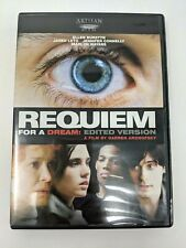 Requiem for a Dream (Dvd, 2000, Ws, Edited Version) Ellen Burstyn, Jared Leto Ln