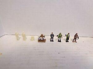 1998 Galoob Star Wars Action Fleet Battle Pack #15 Endor Victory Set Complete