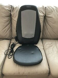 HoMedics Electric Shiatsu Kneading Massage Cushion