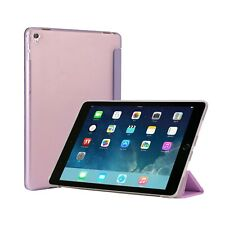 """Smart Cover Soft Silicone Back Case with Cloth For iPad Pro 9.7"""" inch 2016 A1673"""