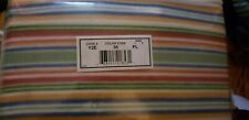 Haband very soft flannel sheet set stripes FULL