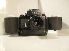 nikon f camera motordrive 250  nikkor 55mm