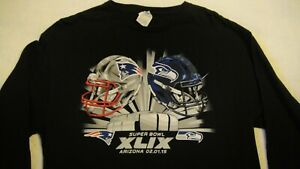 New England Patriots t-shirt (Long Sleeve)