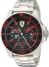 Men's Scuderia Ferrari XX Kers Stainless Steel Watch 830311