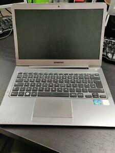 Samsung NP530U3B Laptop - Working - i5 1.6GHz 4GB RAM 512GB HDD, see description