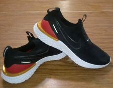 Nike Epic Phantom React Flyknit Running Shoes Black RedWomen's Size 11