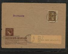 Austria  stamp dealer  Merkur-Kurier  ad to  US      MS0708