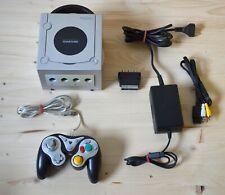 NGC - Nintendo GameCube Konsole Silber mit Controller