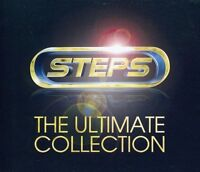 Steps Ahead, The Steps, Steps - Ultimate Collection [New CD] UK - Import