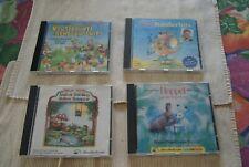 4 CDs Kinderlieder Konvulat
