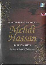 MEHDI HASSAN - RARE CLASSICS - NEW ORIGINAL SOUNDTRACK 2CDs SET