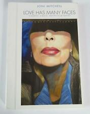 "JONI MITCHELL Signed Autograph ""Love Has Many Faces"" CD Box Set"