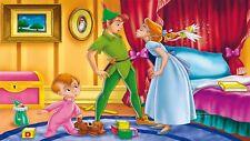 Peter Pan Poster Length :800 mm Height: 500 mm  SKU: 1130