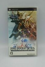 USED  ​​PSP Final Fantasy Tactics: Shishi Sensou from Japan