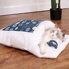 Japanese Cat Sleeping Bag Washable Cat Nest Creative Pet Bed,L