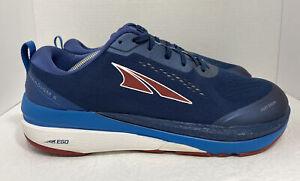 Men's Altra Paradigm 5 Running Shoes 508703 Size 12 Medium Blue