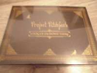 Project Pitchfork - Look Up, I'm Down There 2CD+ BUCH 2016 LTD.2525 Boxset   vnv