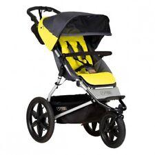Mountain Buggy Kinderwagen Terrain solus grau-gelb NEU + SOFORTLIEFERUNG !!!
