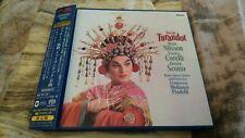 Giacomo Puccini - Turandot - Nilsson Corelli Scotto - Sacd Tower Records 24 / 96