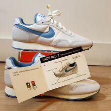 Vintage Nike Lady Rio II 2 Women's UK2.5 US5. Deadstock. Rare.