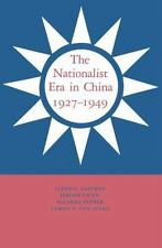 The Nationalist Era in China, 1927-1949 by Jerome Ch'en, Lloyd E. Eastman,...