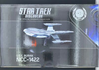 Eaglemoss Star Trek Discovery - USS Buran NCC-1422 Die-Cast Ship & Magazine #7