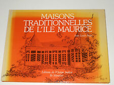 MAISON TRADITIONNELLE DE L'ILE MAURICE Plaine des Papayes Port-Louis Beau-Bassin