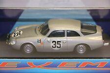 Alfa Romeo Giulietta SZ #35, Kim 1963 Le Mans, Exem Progetto EXRLM021 Resin 1/43