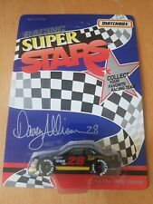 Matchbox Racing Super Stars Davey Allison #28 Texaco 1:64 Scale Diecast mb212 SJ