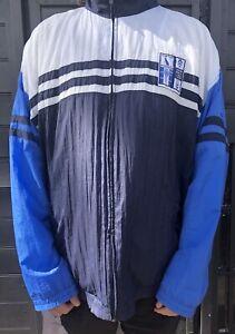 Vintage Simpson Australia Tennis & Sport Track Parachute Jacket Size Large